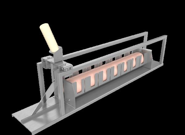 Станок для нарезки вдоль и поперек (для длинных колбас)